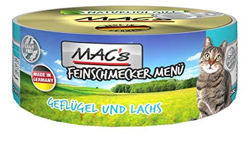 MAC's Volaille + Saumon 6 x 100 g