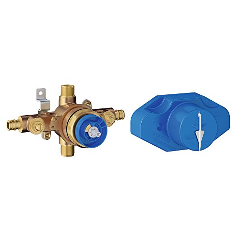 Grohe 35064Válvula de equilibrio de presión universal Rough-In,