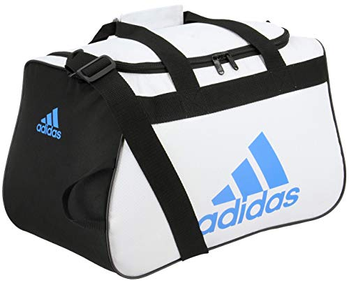 Diablo Small Duffel BagWhite/ Black/ Bright BlueSmall