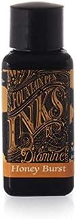 Diamine Guitar Ink, Fountain Pen Ink - Honey Burst 30ml