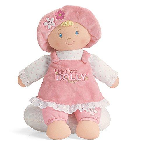 Baby Gund My First Dolly Blonde Hair - Peluche (31 cm)