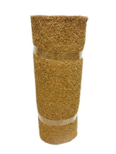 Gartenallerlei Kokosmatte zum Pflanzenschutz vor Kälte und Nässe im Winter (ca. 90x400cm)