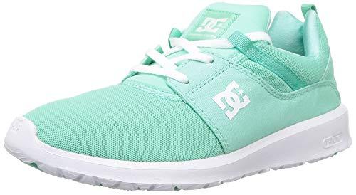 DC Shoes Heathrow - Shoes for Women - Schuhe - Frauen - EU 39 - Grün