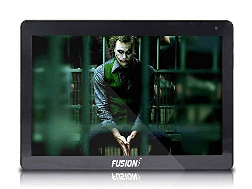 Fusion5 Android Tablet PC - (Google Certified, Bluetooth, Dual-Band Wi-Fi, HDMI, IPS Screen, GPS, FM and Quad-Core CPU Fast Multitasking for HD Videos, Movies, Gaming)