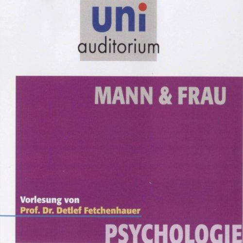 Mann & Frau (Uni - Auditorium) Titelbild