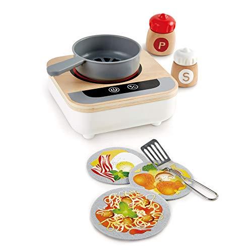 Hape- Divertente friggitrice con Ventola Utensili da Cucina, E3164