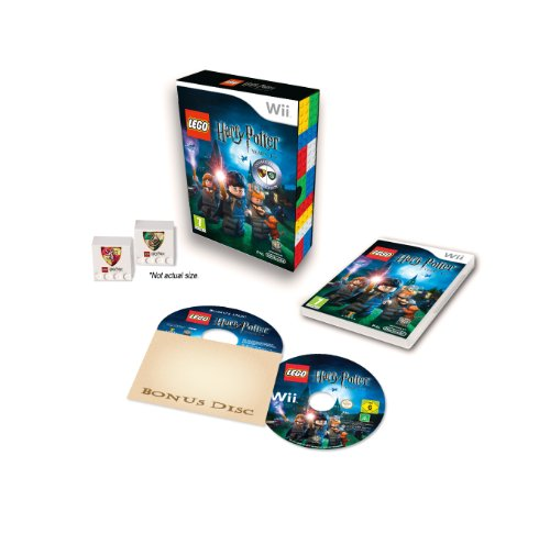 Lego Harry Potter Years 1-4 Collectors Edition Game Wii [import anglais]