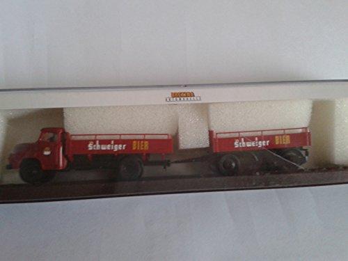 Brekina 450236 LKW Schweiger Bier 1:87