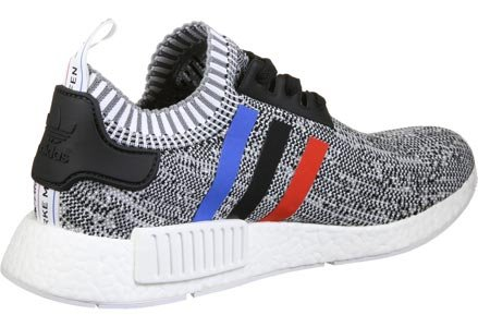 adidas NMD R1 PK Schuhe white/red/black - 6