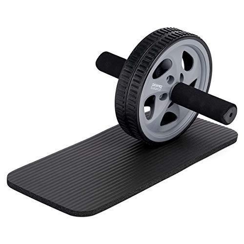 Core Balance Ab Roller Wheel, Abdominal Exercise Trainer, Exerciser For...