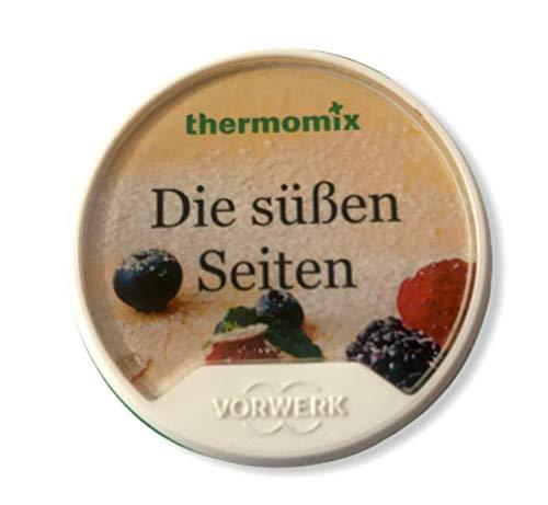 Original Vorwerk Thermomix TM5 Rezept Chip Rezeptchip Die süßen Seiten Backen Kuchen Torte Desserts