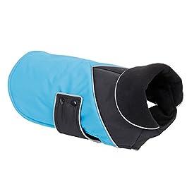All Pet Solutions Waterproof Dog Vest Jacket/Warm Winter Outdoor Rain Coat