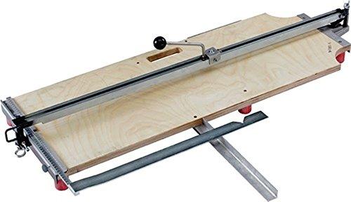 HUFA Fliesenschneidemaschine Premium-Cal Schnitt-L.1200mm Schneid-D.20mm Diagonal