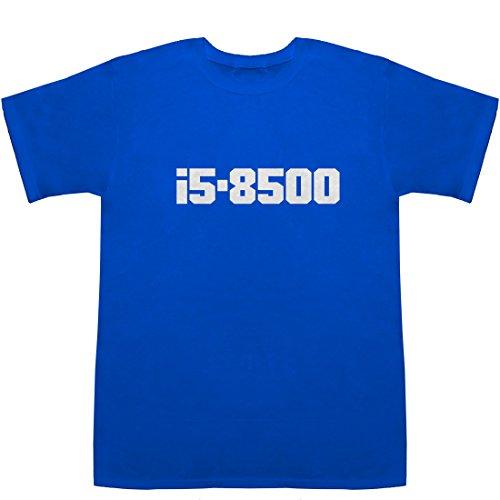 i5-8500 T-shirts ブルー L【core i5 8400 マザーボード】【i5 8400 再入荷】