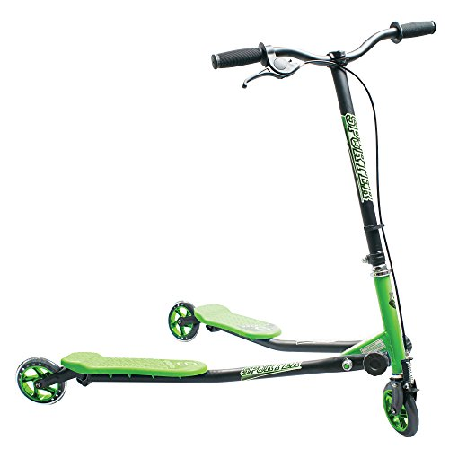 Active Play Toys and Games Sporter 3 Ride On, Green, One Size