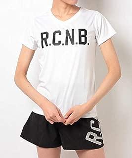 (ナンバー) Number レディース R.C.N.B. ベーシック RUN VネックTシャツ