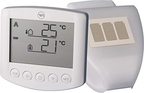 Rademacher 3100 00 14 ReWiSo 2696 Markisensteuerung, Funk Sensor (Wetterstation) zur Steuerung von motorisierten Markisen durch Wetterdaten