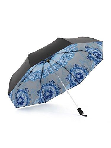 Kobold Regenschirm mit 8 Streben Gr. One size, Schwarz
