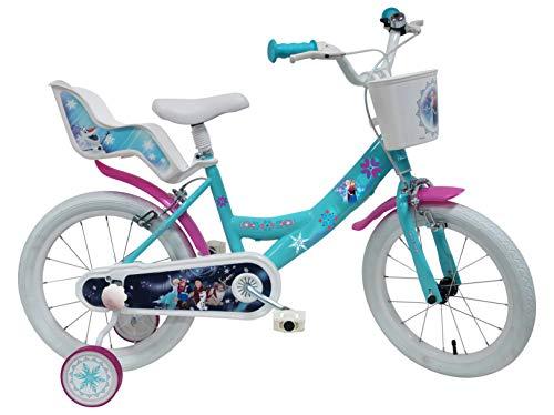 Disney Frozen 82DI064 - Bicicleta 16'...
