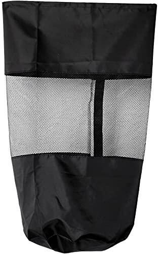 Nylon Deluxe buceo malla engranaje bolsa mochila para buceo máscara snorkel tubo aletas 1 pieza