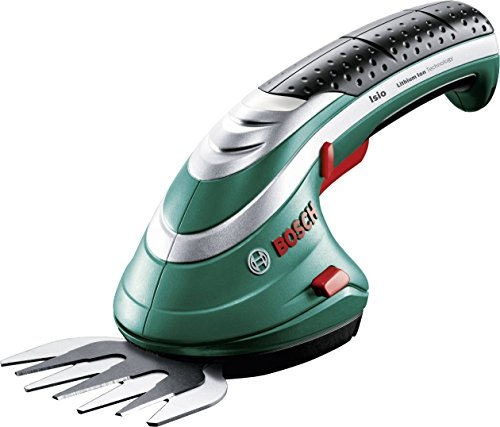 Bosch Home and Garden Isio Promo-Edition Akku Grasschere inkl. Akku 3.6 V Li-Ion