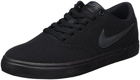 Nike Men's SB Check Solar Canvas Skateboarding Shoes