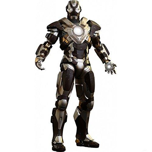 BANDAI Hot Toys–mms303–Statue von Iron Man Tank Mark 24–Univers Marvel–Maßstab 1/6