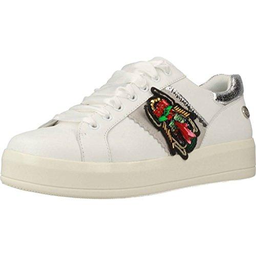 Liu Jo B18019 Sneakers Donna Snow White 37