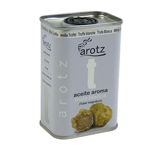 AROTZ Aceite con aroma de trufa blanca - 200 ml