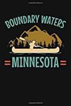 Best boundary water journal Reviews