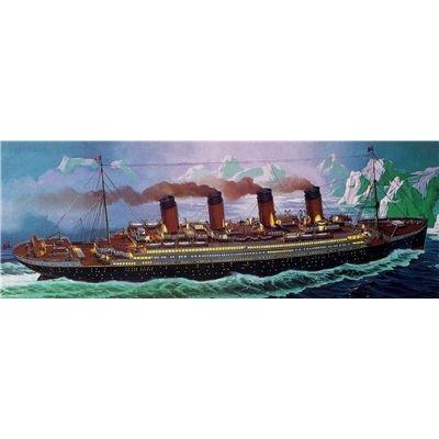 Revell Modellbausatz 05215 - R.M.S. Titanic im Maßstab 1:570