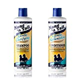 Mane 'n Tail Gentle Clarifying Shampoo + Gentle Replenishing Conditioner 12 Ounce Each