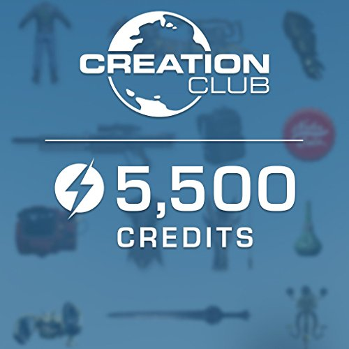 Fallout 4: Creation Club Pack - 5500 - PS4 [Digital Code]