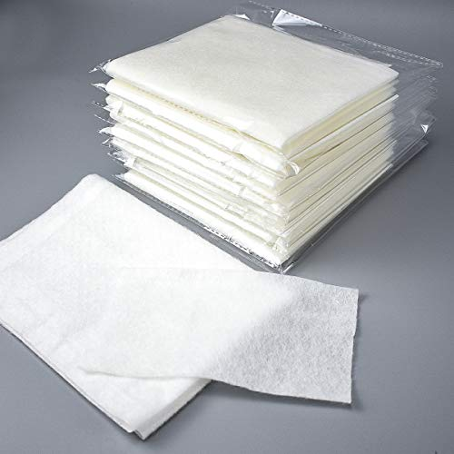 Hi-solife 10 Pieces HEPA Electrostatic Filter Sheets Cotton Fabric Filtering Net Compatible with Air Purifier 28