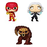 Funko Heroes: POP! The Flash Collectors Set - The Flash, Killer Frost, Bloodwork