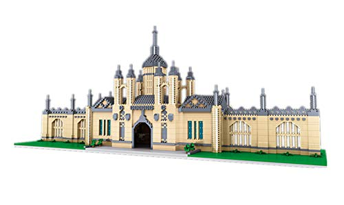 Cambridge University Nano Mini Building Block 4799pcs Modelo arquitectónico de fama mundial Partículas pequeñas, Juguetes educativos para adultos Niño adolescente