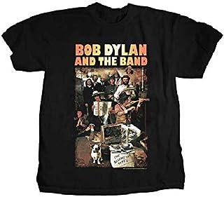 ボブ ディラン Tシャツ Bob Dylan and The BAND BASEMENT TAPES 正規品 ザ・バンド