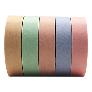 Best solid color washi tape Reviews