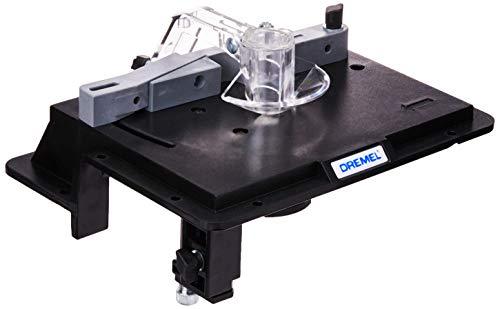 Dremel acoplamento de microrretífica, mesa para fresar modelo 231