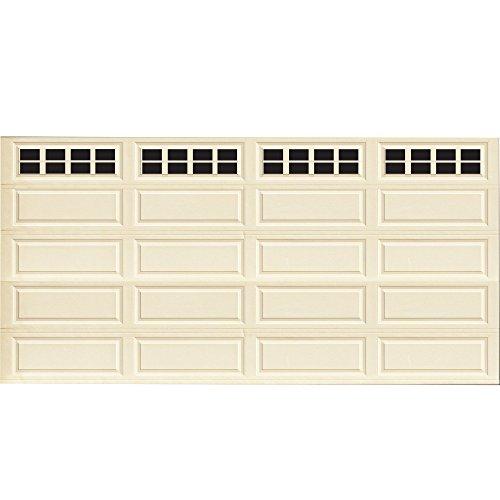 Household Essentials 232 Garage Window, Black