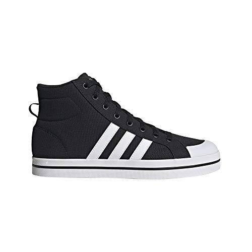 adidas Bravada Mid, Zapatillas de Deporte Hombre, NEGBÁS/FTWBLA/FTWBLA, 44 EU