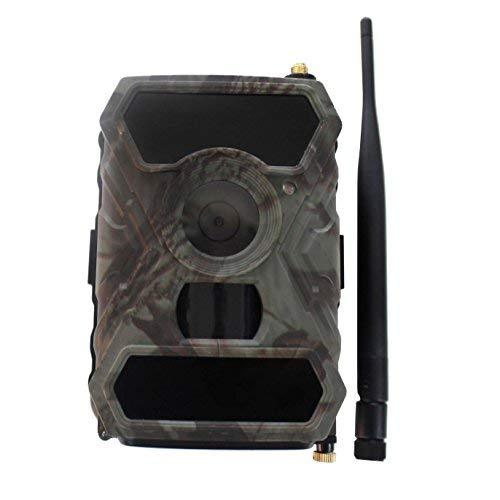 Optimus 3G Funk Wildkamera / Überwachungskamera (GPRS / MMS - Auslösezeit von nur 0,4 Sek.) - inkl. SD-Karte (vorkonfiguriert)