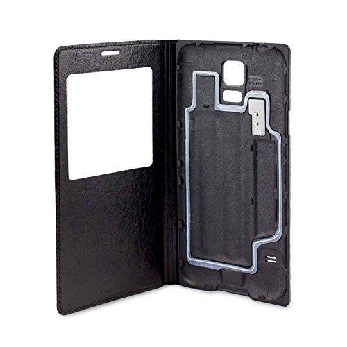 XtremeMac SGS-WB5-13 Window Book Schutzhülle für Samsung Galaxy S5 schwarz