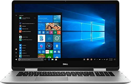 2019 Dell Inspiron 2-in-1 17.3-Zoll-Touchscreen-Laptop ...
