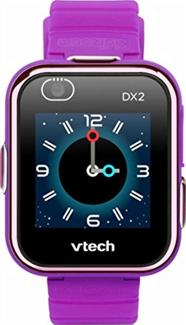 でるクラフト読書VTech Kidizoom DX2 Smartwatch キディズームDX2 スマートウォッチ, カメラ,マイクロフォン付 [並行輸入品]