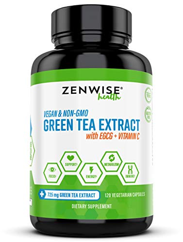 Top green tea extract pills fat for 2021