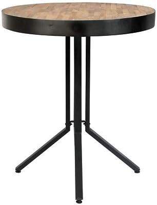 Felis Lifestyle Counter Table Maze Round Natural, Taille Unique