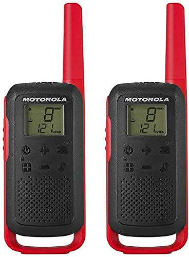 Par Radio Comunicador Motorola Talkabout Walk Talk T200 Até 32 Km