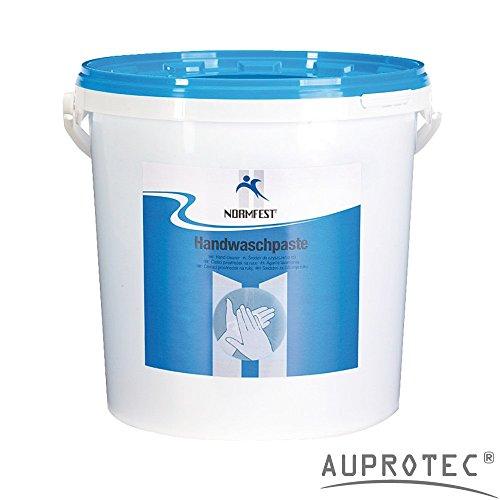AUPROTEC Normfest handwaspasta handreiniger hand waspasta siliconenvrij werkplaats zeep 10 liter