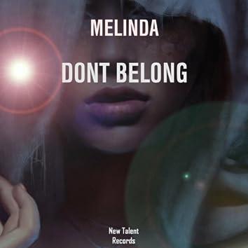 Dont Belong